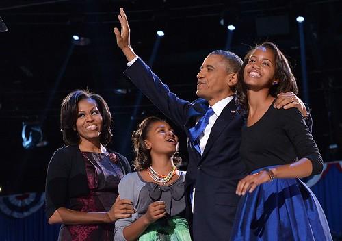 US-VOTE-2012-ELECTION-OBAMA by El Mundo, Economía y Negocios