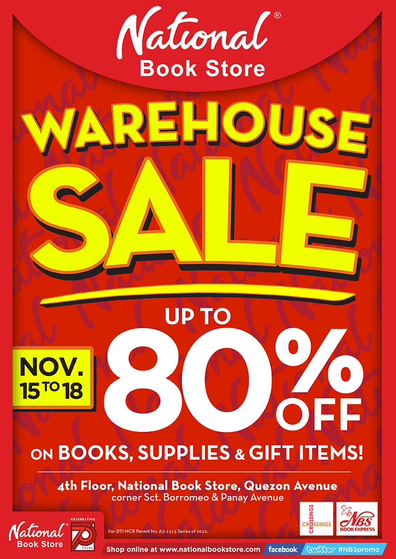 Poster - Warehouse Sale copy