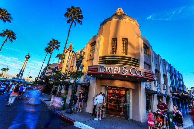 Disney's Hollywood Studios - Disney & Co.
