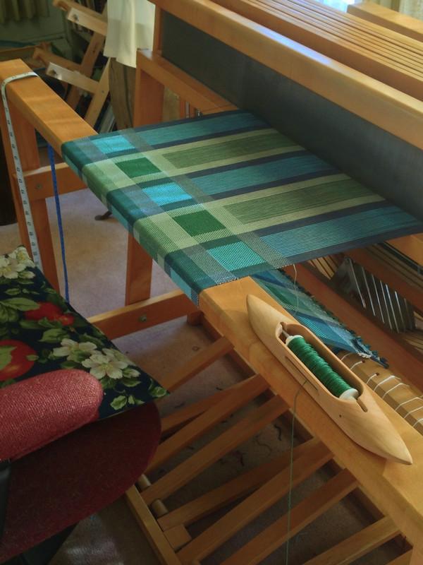 Weaving Titelbild