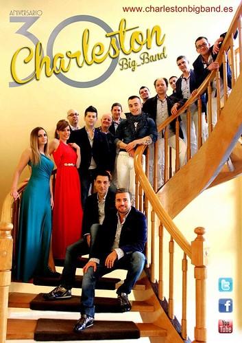 Orquesta Charleston Big Band 2014 - cartel 3