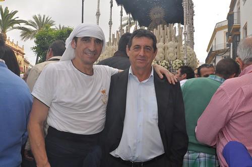 AionSur 13927543002_721a3005e0_d Corta Madrugá, intensa estación de penitencia Cultura Semana Santa