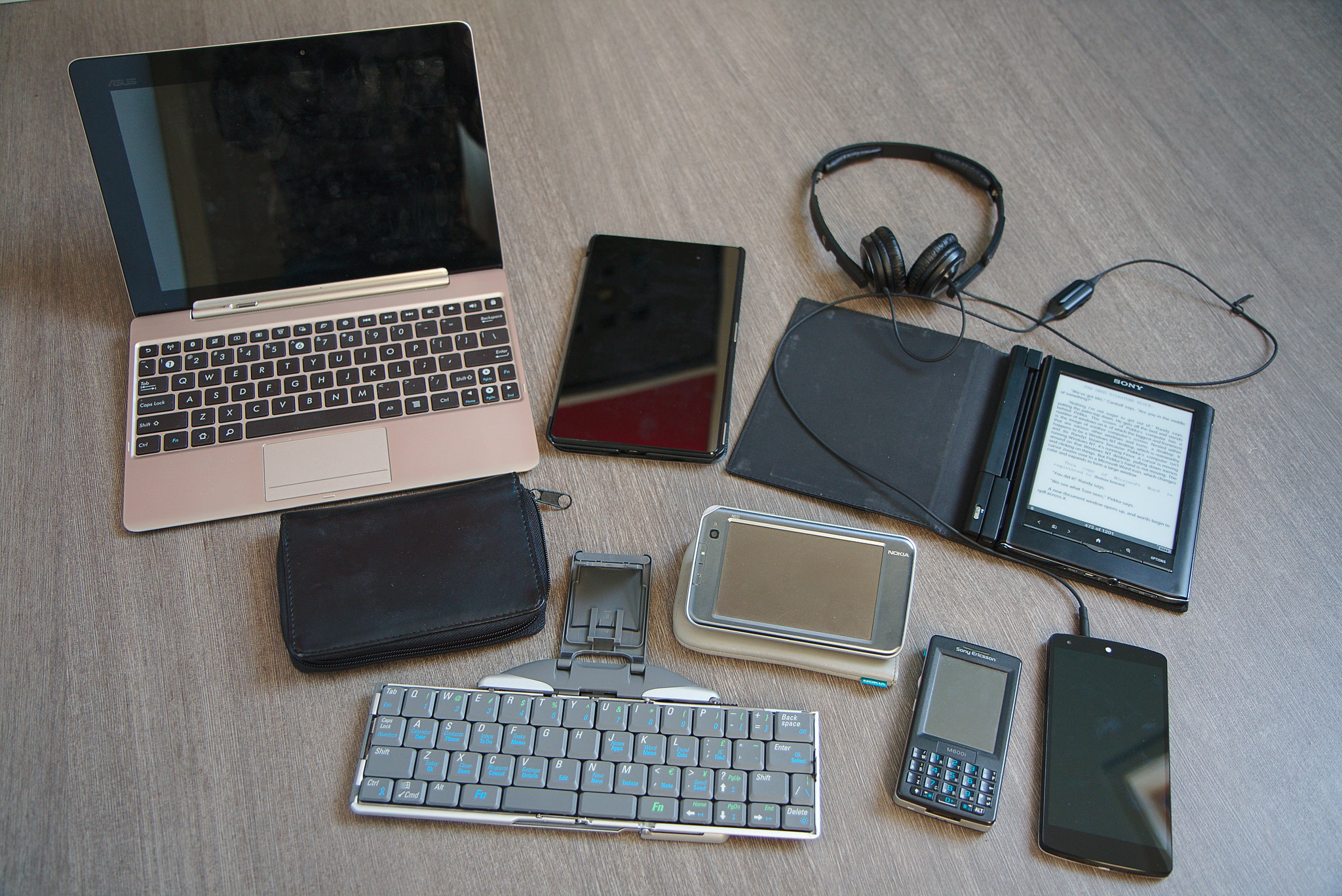 Mobile tech generations