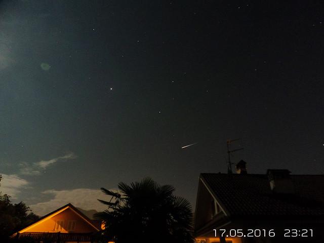 17.05.2016-Brillamento satellite Iridium 18