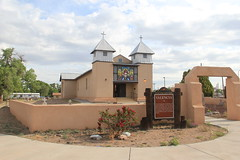 Sangre de Cristo Catholic Church, Valencia, NM