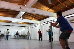 Gimnasia Entretenida Adulto Mayor Salon JJVV Canal Beagle