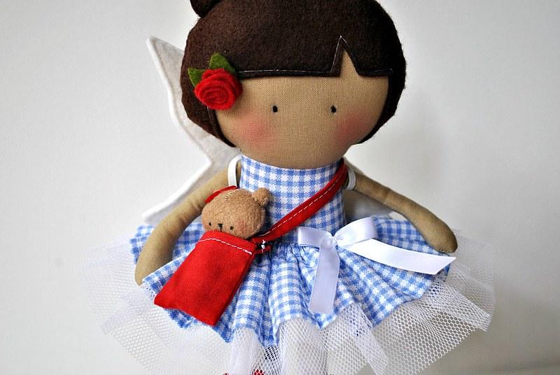 My Teeny-Tiny Doll™ Amber