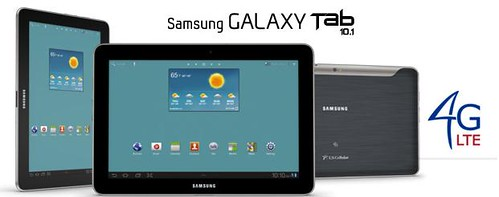 Samsung galaxy tab 10.1 4G uscellular