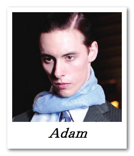 EXILES_Adam(STUDIO by D'URBAN SS12)