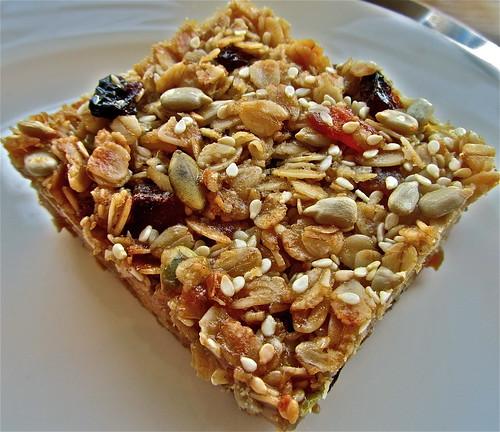 Yummy Seed-cake. .(92/366) by Irene.B.