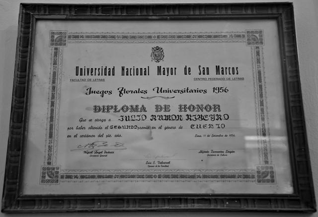 J. R. Ribeyro.