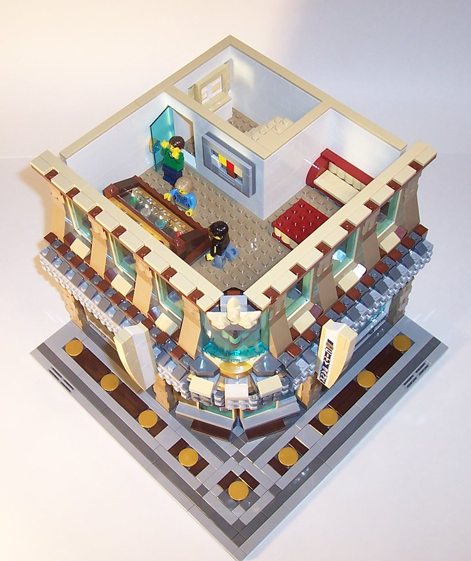 MOC7 Second Floor: Jeweler