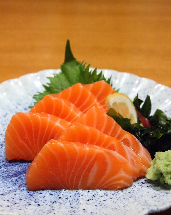 Salmon.Sashimi