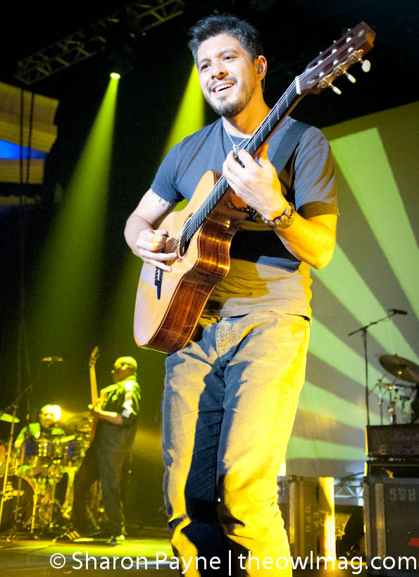 Rodrigo y Gabriela @ The Hollywood Palladium, LA 4/7/12