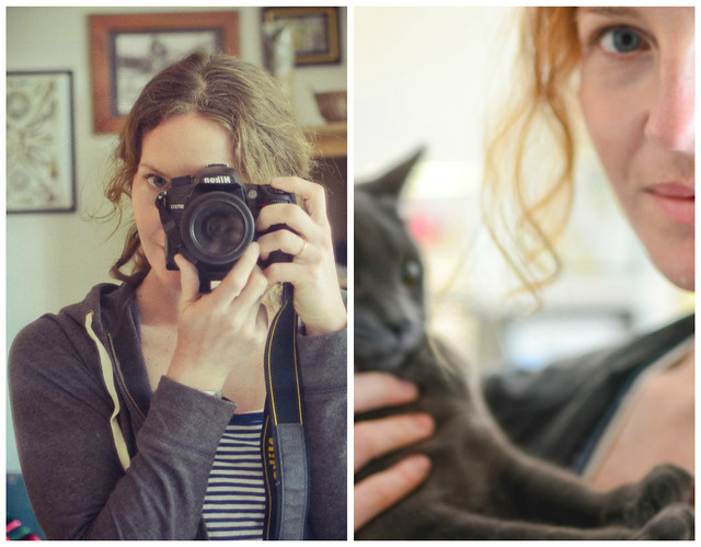 me + camera + merlin