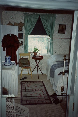 Green Gables Annes room 1994