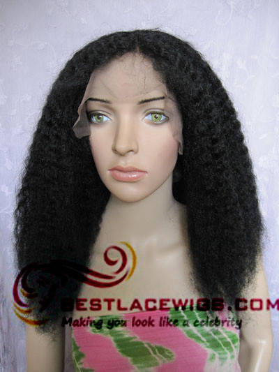 sw033 kinky curl Diana Ross full lace wigs with video ...