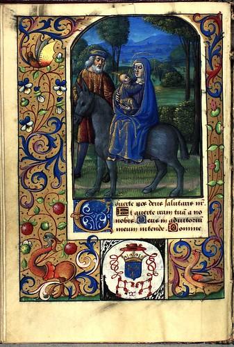 025-Book of Hours -GKS 1610 4º-Det Kongelige Bibliotek