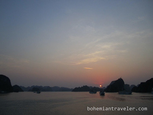 Halong Bay Sunset (4)