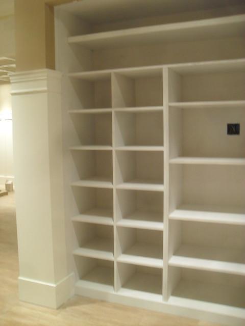 built in closet shelves flickr photo sharing. Black Bedroom Furniture Sets. Home Design Ideas