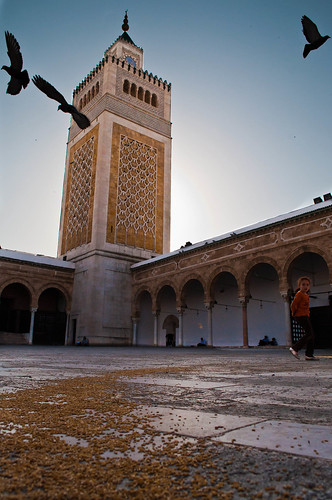 Zitouna Mosque, Tunis