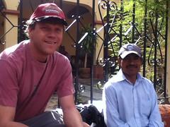 Ron and Tito, Pochimilco Market @ Oaxaca 03.2012