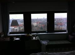 Hotellrumsutsikt