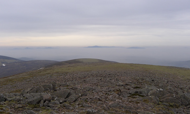 South from Beinn Dearg