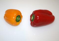 01 - Zutat Paprika / Ingredient paprika