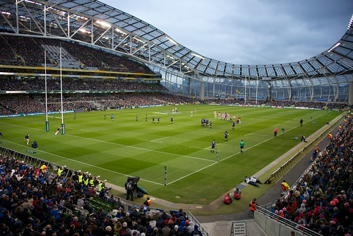 Lansdowne Road photo