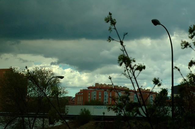 103/366: Cielo nublado