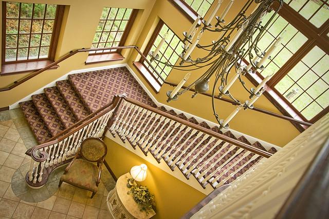BJRHparlorstairway