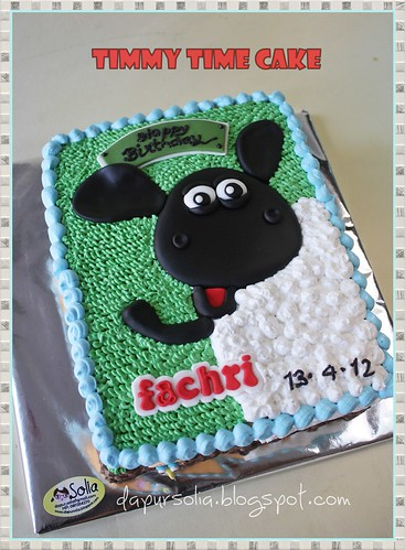 Timmy Time Cake for Fachri