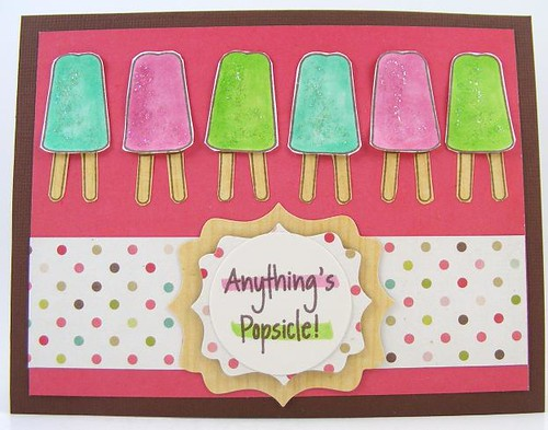SOL May Anything Popsicle Card