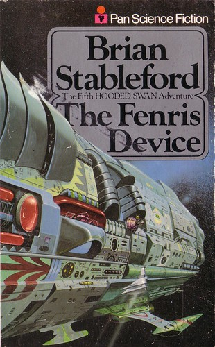 The Fenris Device by Brian Stableford. Pan 1978. Cover art Angus McKie