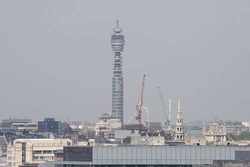 BT Tower alone