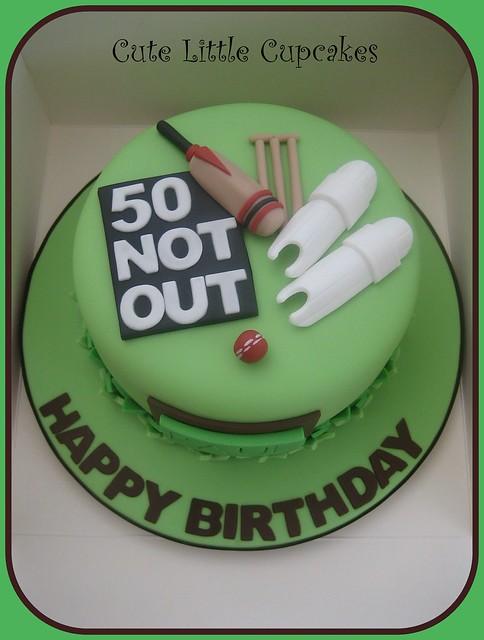 Cricket Birthday Cake Images : Cricket Cake Flickr - Photo Sharing!