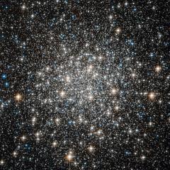 Hubble Views the Globular Cluster M10