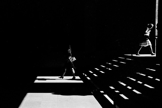 Fantastic Black and White Street Photographs