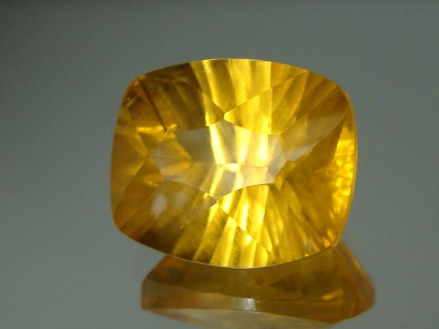 Brazilian golden beryl 12x10mm