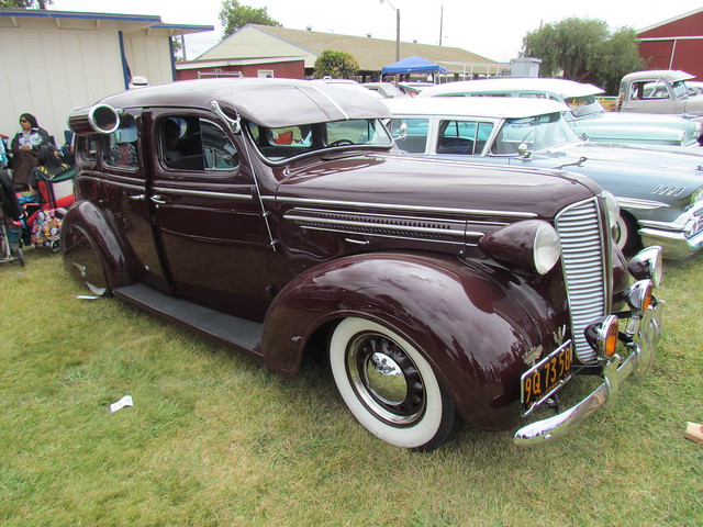 1937 dodge 4 door sedan flickr photo sharing