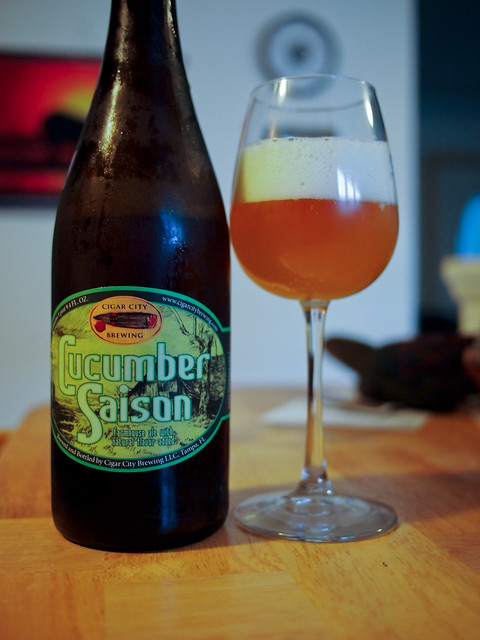 Cigar City - Cucumber Saison