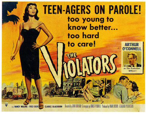 Teen-Agers Violating Parole! by paul.malon