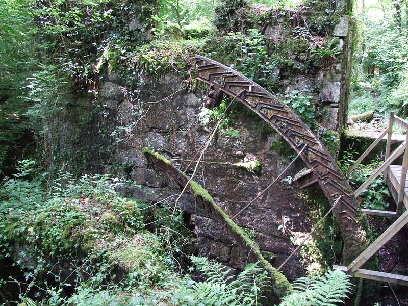 Kennal Vale Gunpowder Works