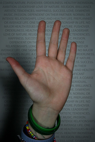 Q&A: What is the best palm reading book for beginners to learn?