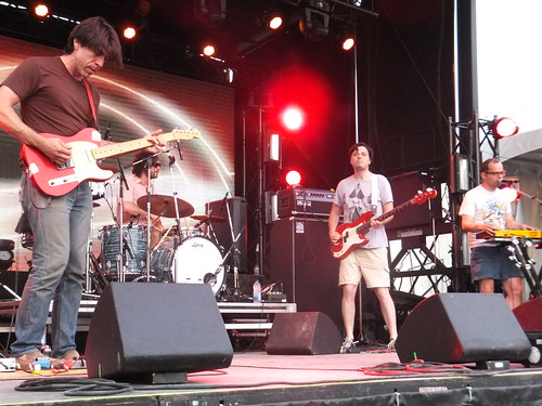 !!! at Ottawa Bluesfest