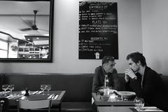 Diners at Restaurant Laiterie - Photo of Lamécourt