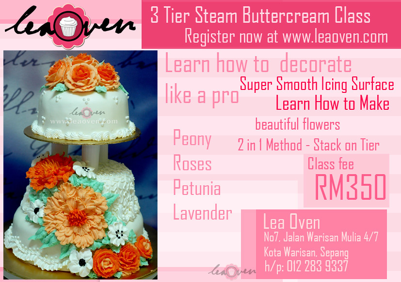 Steam Buttercream3