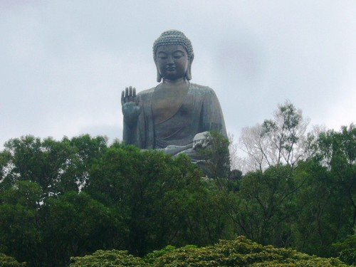 Big Buddha, Lantau Island