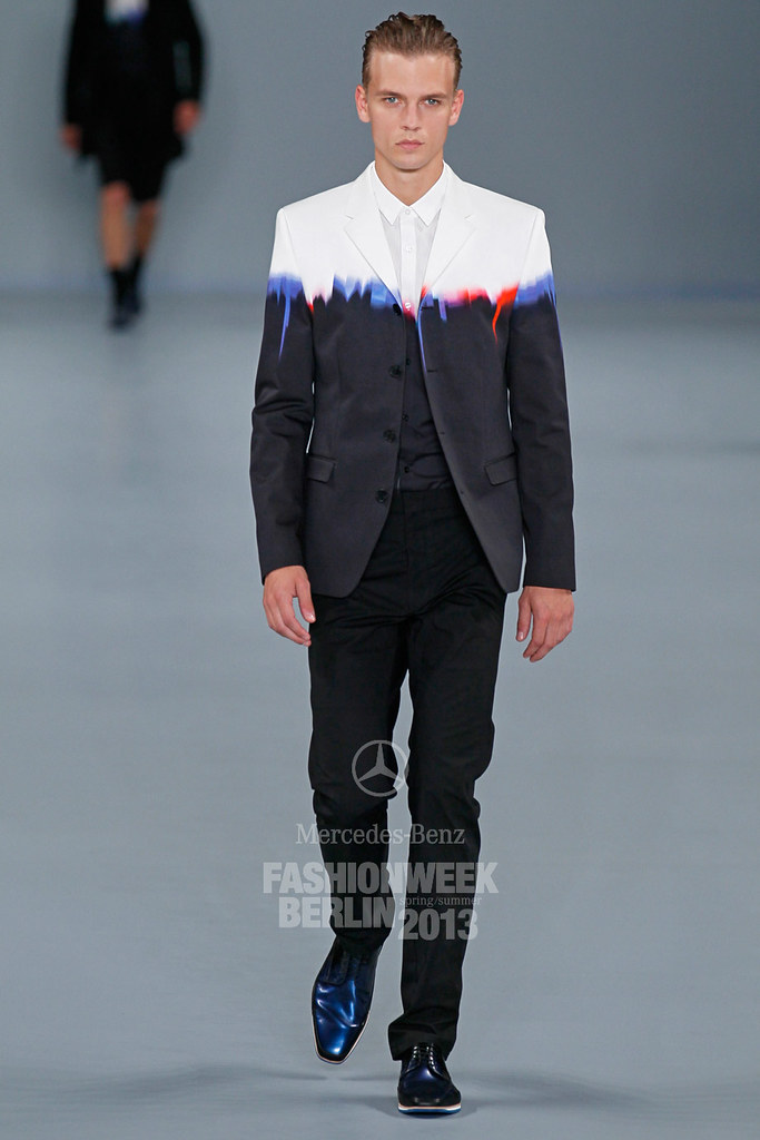 SS13 Berlin Hugo by Hugo Boss015_Benjamin Eidem(Mercedes-Benz FW)